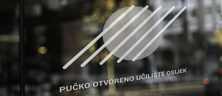Pučko otvoreno učilište Osijek upisuje nove polaznike!
