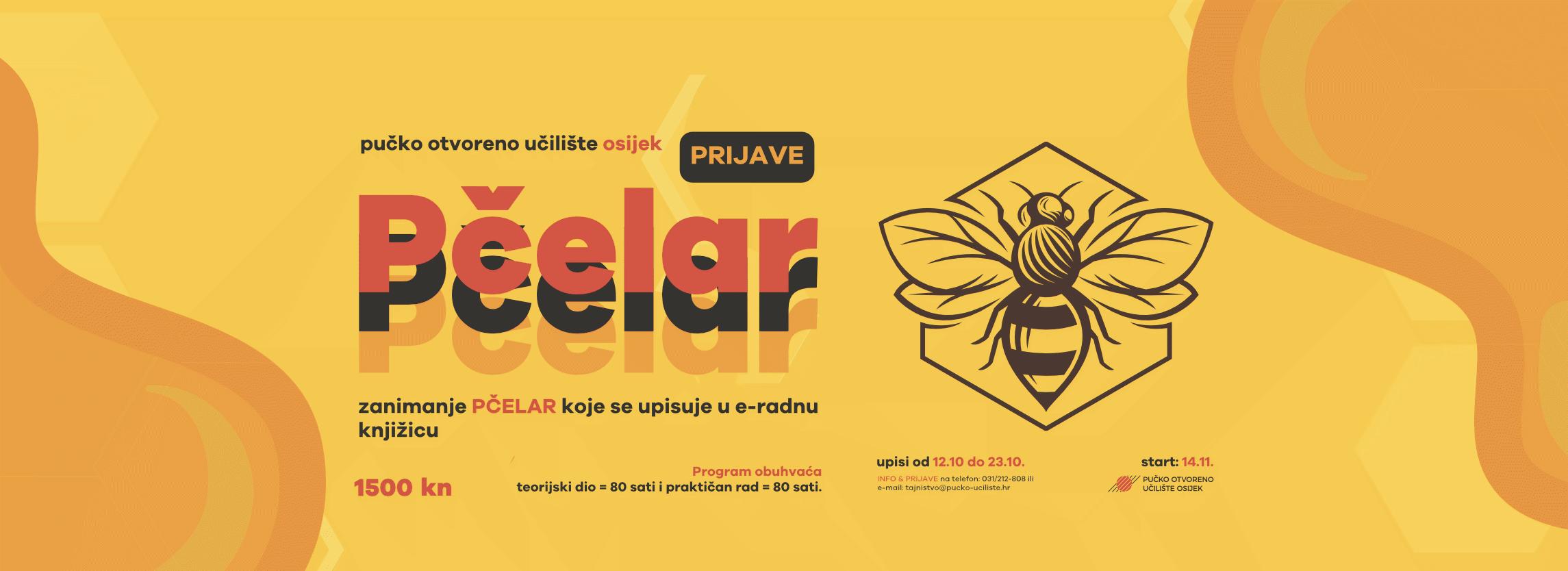 Pčelari – upisi i informacije