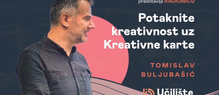 Potaknite kreativnost uz Kreativne karte